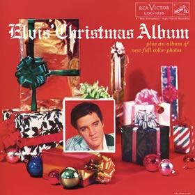 1957 Elvis' Christmas Album