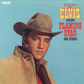 1959 Elvis Sings Flaming Star