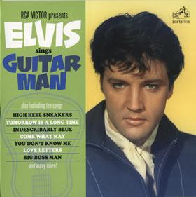 2011 Elvis Sings Guitar Man