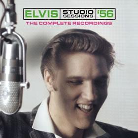 2017 Elvis Studio Sessions '56: The Complete Recordings