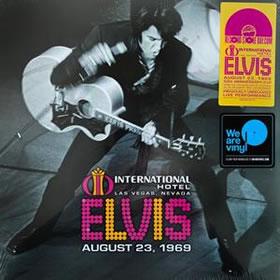 1969 The International Hotel Las Vegas Nevada August 23 1969