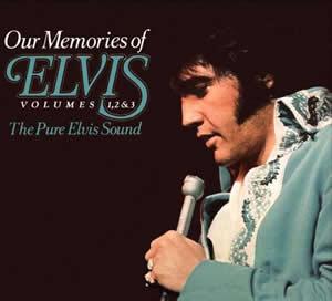 2012 Our Memories Of Elvis
