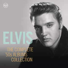 2013 The Complete '50s Albums Collection