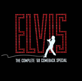 2008 The Complete '68 Comeback Special – Deluxe Box Set 40th Anniversary Edition