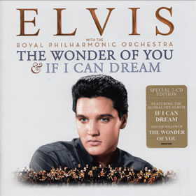 2016 The Wonder Of You – If I Can Dream