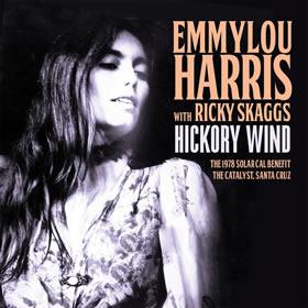 2016 & Ricky Skaggs – Hickory Wind Live