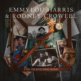 2015 & Rodney Crowell – The Traveling Kind