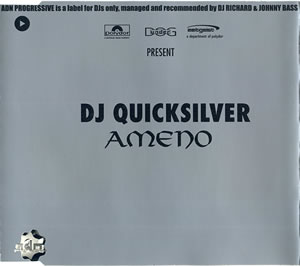 2001 DJ Quicksilver – Ameno