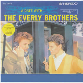 1960 A Date with The Everly Brothers