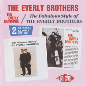 1990 The Everly Brothers – The Fabulous Style of The Everly Brothers