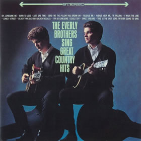 1963 The Everly Brothers Sing Great Country Hits