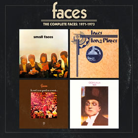 2014 The Complete Faces 1971-1973