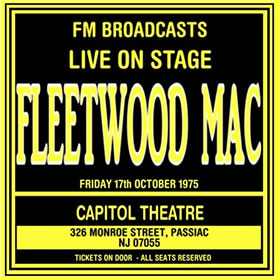 2017 Live On Stage FM Broadcasts – Capitol Theatre 17th October 1975