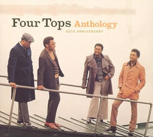 2004 Four Tops Anthology – 50th Anniversary