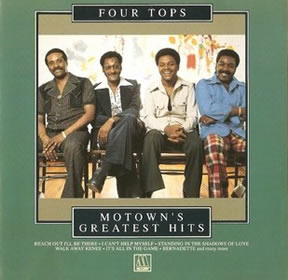 1992 Four Tops: Motown's Greatest Hits