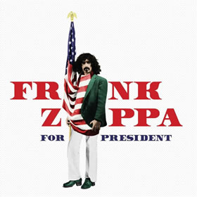 2016 Frank Zappa For President