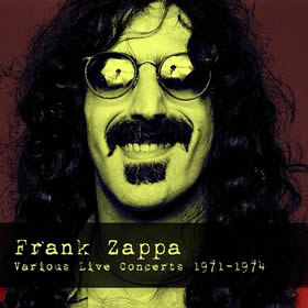 2018 Various Live Concerts 1971-1974