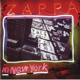 1977 Zappa In New York – 40th Anniversary Deluxe Edition
