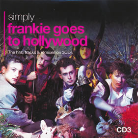 2015 Simply Frankie Goes To Hollywood: The Hits Tracks & Remixes