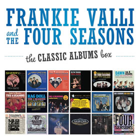 2014 The Classic Albums Box 1962-19920