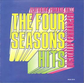 1988 & The Four Seasons – Hits Digitally Enhanced