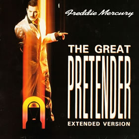 1987 The Great Pretender – CDS