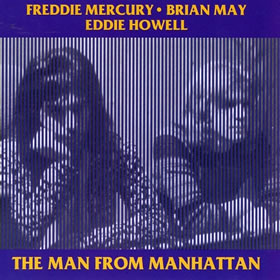 1994 The Man From Manhattan – feat. Brian May & Eddie Howell – CDS