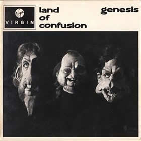 1986 Land Of Confusion – CDS