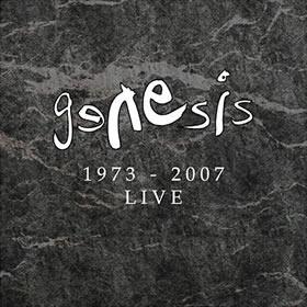 2009 Genesis 1973-2007 Live Box