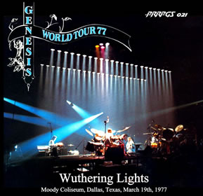 2009 Wuthering Lights – Dallas TX March 19 1977
