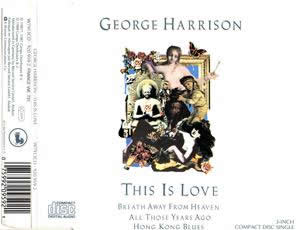 1987 This Is Love – CDS