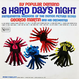 1964 By Popular Demand A Hard Day's Night