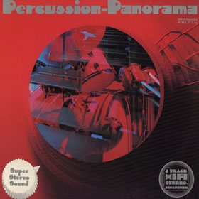 1969 Percussion-Panorama