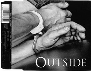 1998 Outside – The Mixes – CDS