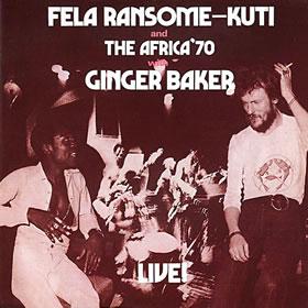 1971 & Fela Ransome Kuti & the Africa '70 – Live