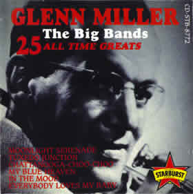 1992 The Big Bands: 25 All Time Greats