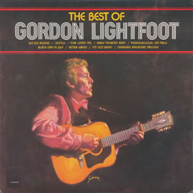 1975 The Best Of Gordon Lightfoot