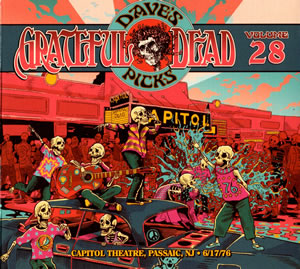 2018 Dave's Picks Vol.28: Capitol Theatre Passaic NJ 6-17-1976