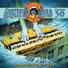 2019 Dave's Picks Vol.30: Fillmore East New York New York 1/02/1970