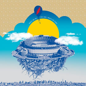 2019 Giants Stadium 1987-1989-1991