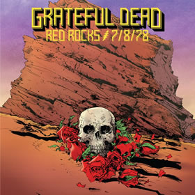 2016 Live at Red Rocks Ampitheatre Morrison CO 1978/07/08