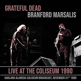 2019 Live at the Coliseum 1990 (with Branford Marsalis)
