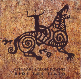 2015 & Geoff Downes – Ride The Tiger