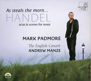 2007 As Steals the Morn… Arias & scenes for tenor