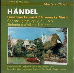 1990 Feuerworksmusik – Fireworks Music