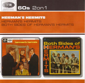2002 Herman's Hermits + Both Side Of Herman's Hermits