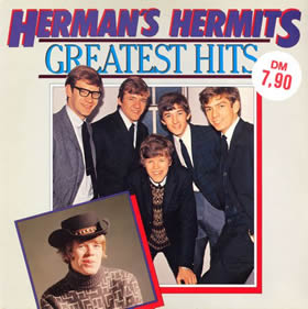 1984 Herman's Hermits Greatest Hits