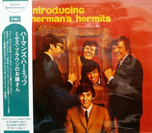 1965 Introducing Herman's Hermits
