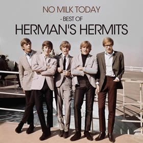 2019 No Milk Today – Best of Herman's Hermits