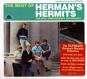 2015 The Best Of Herman's Hermits: 50th Anniversary Anthology
